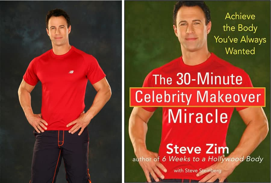 The 30 Minute Celebrity Makeover Miracle Achieve the Body ...